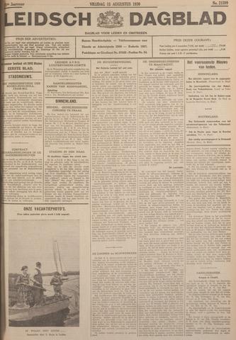 Leidsch Dagblad 1930-08-15