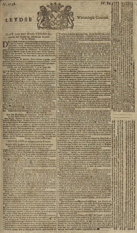 Leydse Courant 1758-07-19