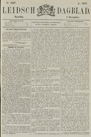Leidsch Dagblad 1873-12-01