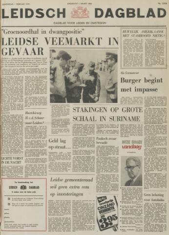 Leidsch Dagblad 1973-02-01