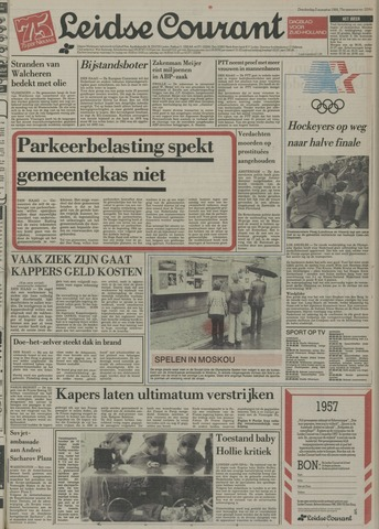 Leidse Courant 1984-08-02