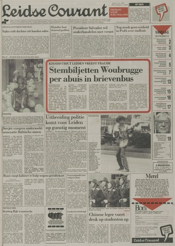 Leidse Courant 1989-06-02