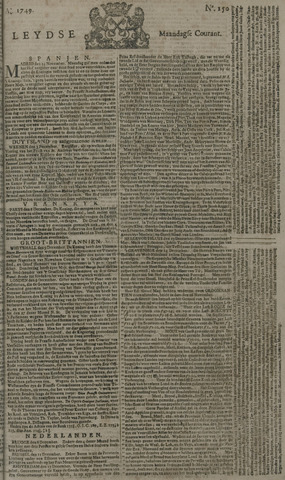 Leydse Courant 1749-12-15