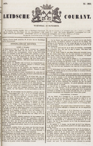 Leydse Courant 1875-11-10