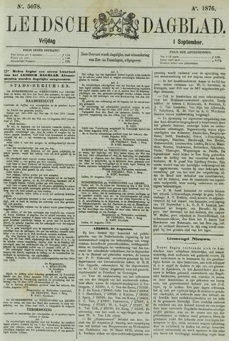 Leidsch Dagblad 1876-09-01