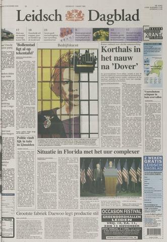 Leidsch Dagblad 2000-11-09