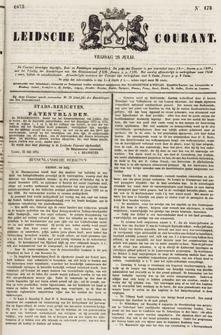 Leydse Courant 1873-07-25