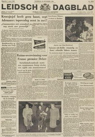 Leidsch Dagblad 1959-11-28