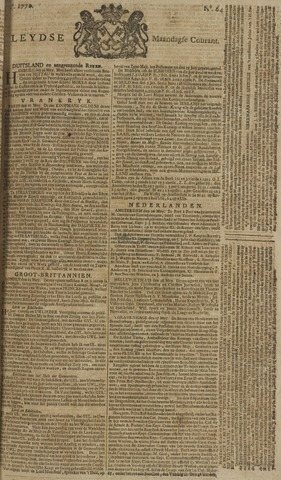 Leydse Courant 1770-05-28