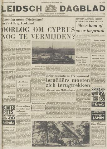 Leidsch Dagblad 1967-11-23