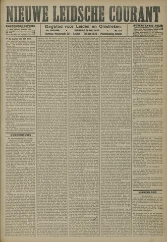 Nieuwe Leidsche Courant 1923-05-15