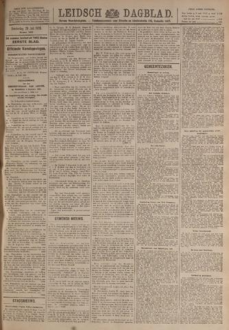 Leidsch Dagblad 1920-07-29