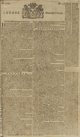 Leydse Courant 1759-11-12