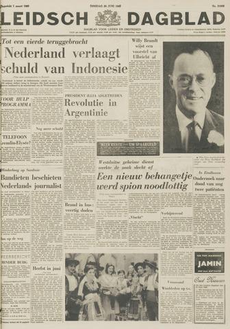 Leidsch Dagblad 1966-06-28