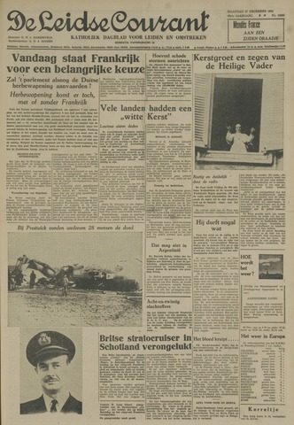 Leidse Courant 1954-12-27