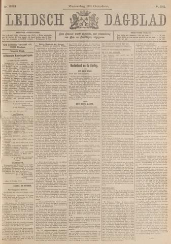 Leidsch Dagblad 1915-10-23