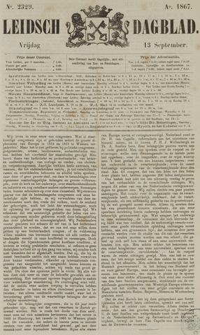 Leidsch Dagblad 1867-09-13