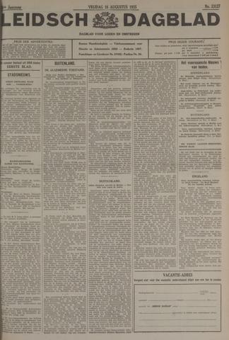Leidsch Dagblad 1935-08-16