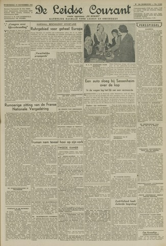 Leidse Courant 1947-11-19