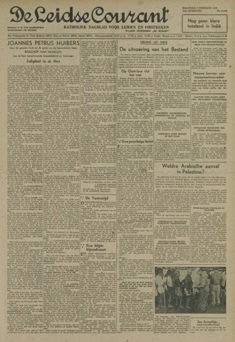 Leidse Courant 1948-02-09