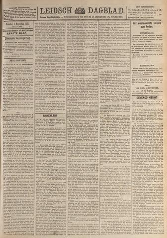 Leidsch Dagblad 1921-08-02