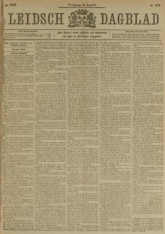 Leidsch Dagblad 1904-04-08