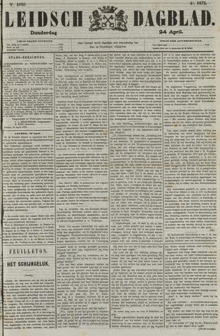 Leidsch Dagblad 1873-04-24