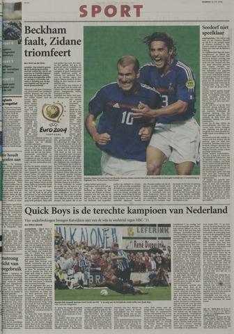 Leidsch Dagblad 2004-06-14