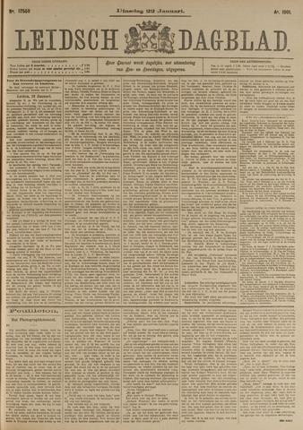 Leidsch Dagblad 1901-01-22