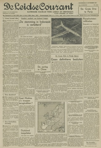 Leidse Courant 1949-11-10