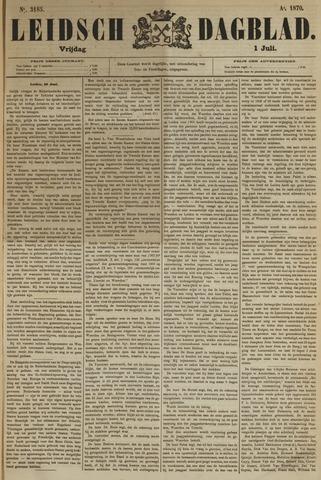 Leidsch Dagblad 1870-07-01