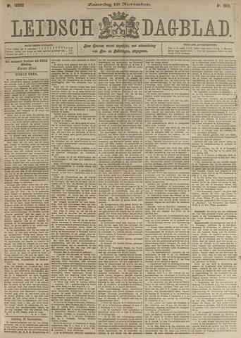 Leidsch Dagblad 1901-11-16