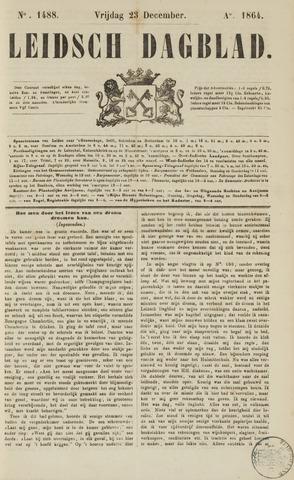 Leidsch Dagblad 1864-12-23
