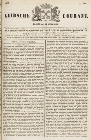 Leydse Courant 1873-09-11