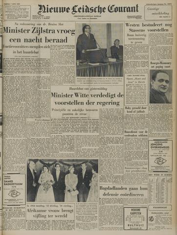 Nieuwe Leidsche Courant 1957-06-07