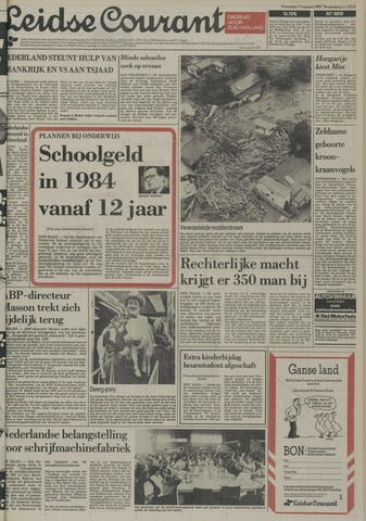 Leidse Courant 1983-08-17