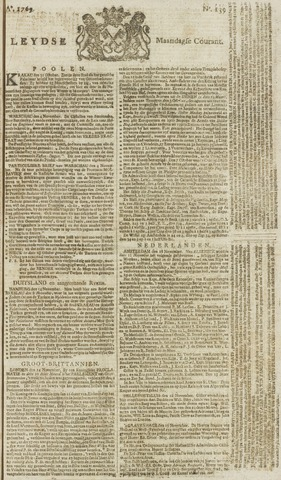 Leydse Courant 1769-11-20