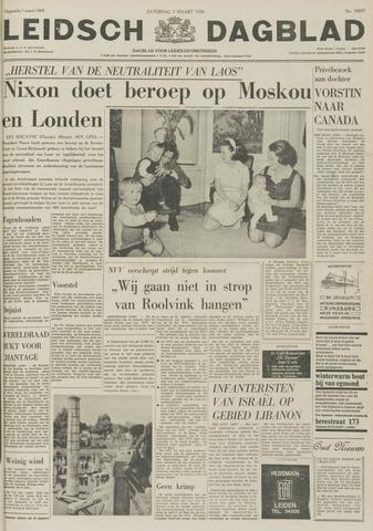 Leidsch Dagblad 1970-03-07