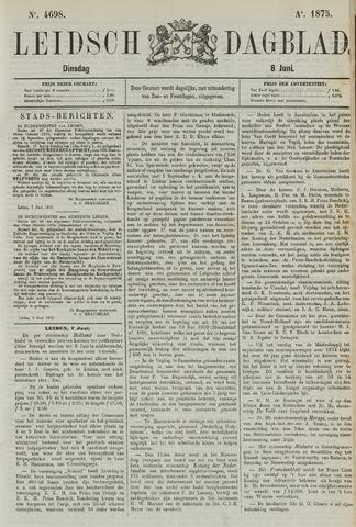Leidsch Dagblad 1875-06-08