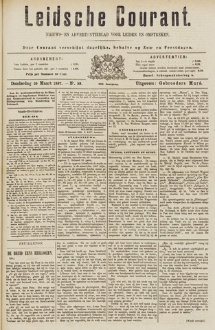 Leydse Courant 1887-03-10