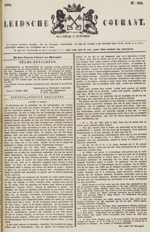 Leydse Courant 1884-10-06