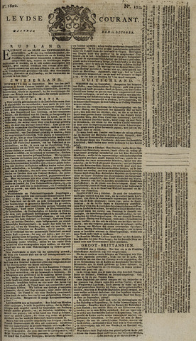 Leydse Courant 1802-10-11