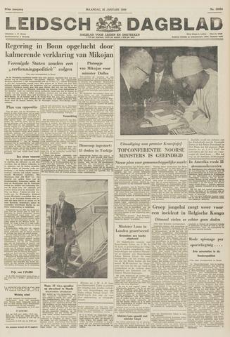Leidsch Dagblad 1959-01-26