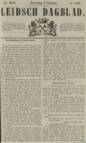 Leidsch Dagblad 1866-10-06