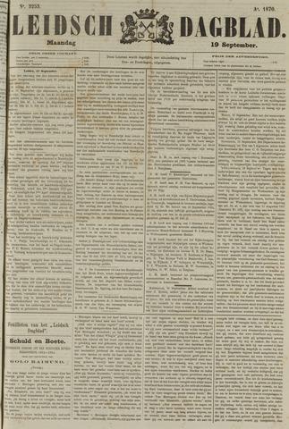 Leidsch Dagblad 1870-09-19