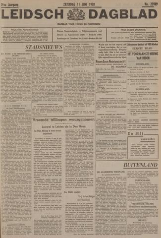 Leidsch Dagblad 1938-06-11