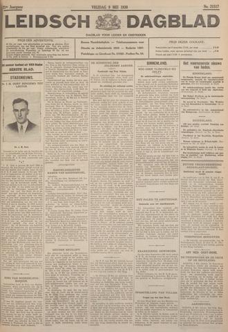 Leidsch Dagblad 1930-05-09