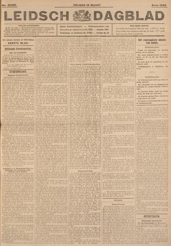 Leidsch Dagblad 1926-03-19