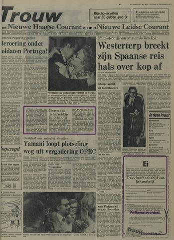 Nieuwe Leidsche Courant 1975-09-26