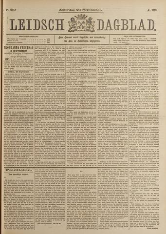 Leidsch Dagblad 1899-09-23